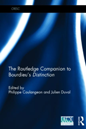 The Routledge Companion to Bourdieu's 'Distinction'